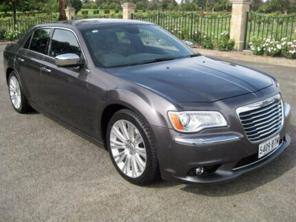 2013 Chrysler 300 LX MY13 C Grey 5 Speed Sports Automatic Sedan Enfield Port Adelaide Area Preview