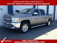2013 CHEVROLET SILVERADO LT ONE OWNER