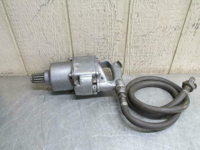 "Ingersoll Rand Model 2934 No. 5 Spline 1-5/8"" Drive Air Impact Wrench Heavy Duty"