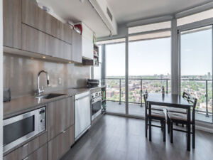 Cozy 2 Year New Condo at Entertainment District