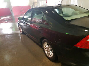 2010 Ford Fusion S - LESS Than 95,000 Km - Manual 6 Speed
