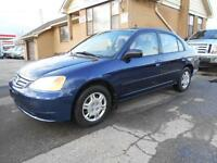 2002 HONDA Civic DX-G 1.7L Automatic Certified & E-Tested