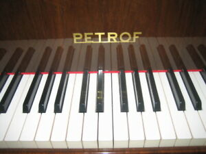 """*PETROF* 5'8""""GRAND PIANO. SIMPLY THE FINEST &  MOST BEAUTIFUL"""
