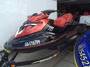 2006 Sea Doo RXT Supercharged 215 HP
