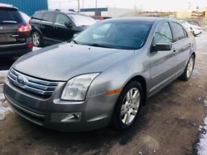 2008 Ford Fusion SEL AWD, Navigation, Leather, Bluetooth, AB Act