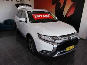 2019 Mitsubishi Outlander ZL MY19 ES 2WD White 6 Speed Constant Variable Wagon Singleton Singleton Area Preview