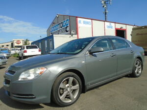 2008 Chevrolet Malibu LT2 LATHER-SROOF-EXCELLENT RUNNING CONDITI