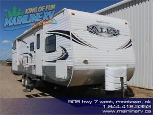 2011 Forest River 30KQBSS Travel Trailer | RV