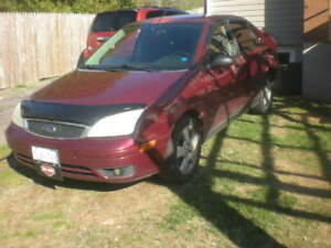 Selling Parts Off 2006 Ford Focus