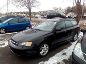 """2005 Subaru Legacy AWD  AUTO 174KMS  ONLY $3450.  """"SOLD"""""""