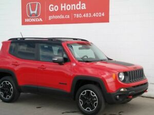 2017 Jeep Renegade TRAILHAWK, 4X4, LOADED