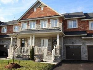 Well-Kept 3 Bedroom Townhouse For Rent In Milton! AVAIL IMMED!