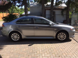 2012 Mitsubishi Lancer SE - Priced to Sell - 4 Years of Warranty