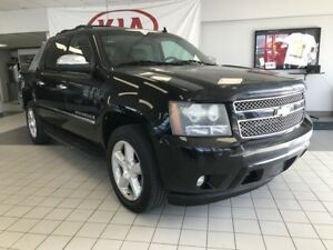 2009 Chevrolet Avalanche LTZ 4WD V8 CREW CAB *LEATHER HEATED SEA