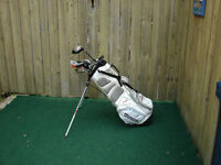 Men's Right Hand Golf sets taylormade with R 11 Golf bag