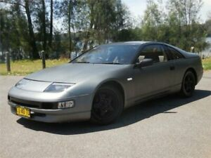 1990 Nissan 300ZX Grey 4 Speed Automatic Liftback Lansvale Liverpool Area Preview