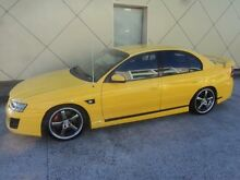 2006 Holden Special Vehicles Clubsport Z Series Yellow Devil 6 Speed Manual Sedan Burwood Burwood Area Preview
