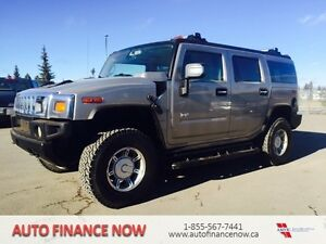 2004 Hummer H2 TEXT EXPRESS APPROVAL TO 780-708-2071