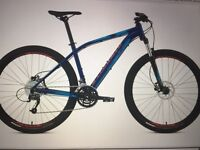 I am selling my push bike and helmet. Specialized Pitch Comp 2015 650b Mountain Bike