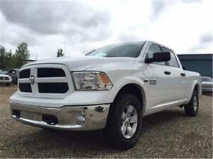 2016 Ram 1500 Outdoorsman 4x4 ~ Tow Package ~ Less than 3K kms