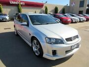 2010 Holden Commodore VE MY10 SV6 Silver 6 Speed Automatic Sportswagon Hoppers Crossing Wyndham Area Preview