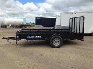 2016 Load Trail SOLID SIDE UTILITY! CALL NOW! London Ontario image 1