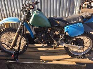 1983 Yamaha it 175 2 stroke