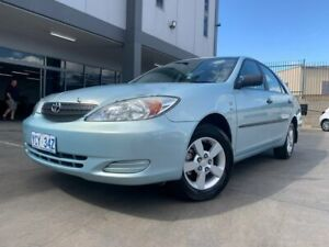 2003 Toyota Camry ACV36R Altise Blue 4 Speed Automatic Sedan Fyshwick South Canberra Preview
