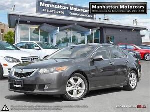 2009 ACURA TSX TECH PKG |NAV|CAMERA|6 SPEED MANUAL|NO ACCIDENT