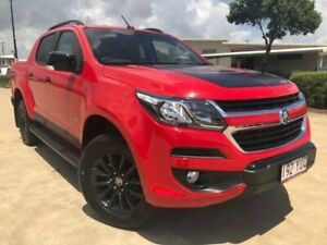2018 Holden Colorado RG MY19 Z71 Pickup Crew Cab Absolute Red 6 Speed Sports Automatic Utility Garbutt Townsville City Preview