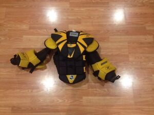 Youth Goalie Gear with Skates