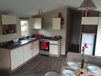 BRAND NEW STATIC CARAVAN FOR SALE, YORKSHIRE DALES ***£299 A MONTH***FREE SITE FEES UNTIL 2018***