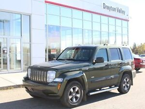 2008 Jeep Liberty One owner local 4x4