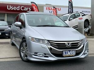 2013 Honda Odyssey RC MY14 VTi-L Silver 7 Speed Constant Variable Wagon Cheltenham Kingston Area Preview