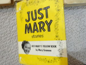 Collection of Vintage Children Bks.Just Mary,Maggie Muggins, #I