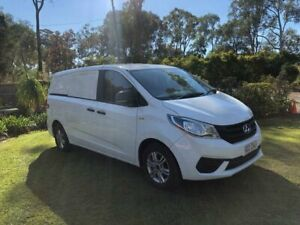 2017 LDV G10 SV7C White 6 Speed Sports Automatic Van Capalaba Brisbane South East Preview