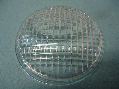 5 Teardrop Headlight Lens Glass With Guide Name Cockshutt 20 30 40 50 540 550