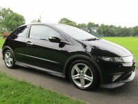 2008 (58) Honda Civic 2.2i-CTDi Type S GT ***FINANCE ARRANGED***