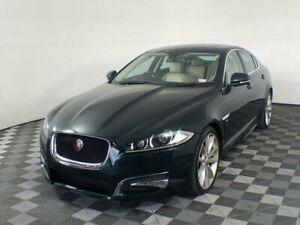 2013 Jaguar XF X250 MY14 Premium Luxury Green 8 Speed Sports Automatic Sedan Arndell Park Blacktown Area Preview
