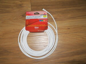 Cable for digital satellite and cable TV