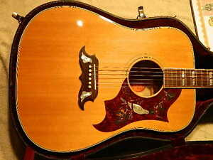 2004 Gibson Dove Historic Collection 1 of 70 Produced