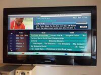 """Samsung 40"""" full HD TV"""
