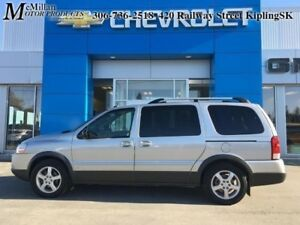 2007 Pontiac Montana SV6 EXT  DVD,PST PAID,QUAD BUCKETS,REMOTE S