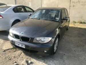 2004 BMW 120i E87 Grey 6 Speed Automatic Hatchback Hoppers Crossing Wyndham Area Preview