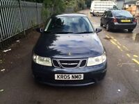 2005 SAAB 9-5 2.3T VECTOR SPORT AUTO SALOON RE-MAPPED 12 MONTHS MOT