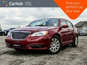 2013 Chrysler 200 LX|Pwr windows|Pwr Locks|Keyless Entry|Air Con