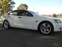 2007 Holden Commodore VE Omega White 4 Speed Automatic Sedan Nailsworth Prospect Area Preview