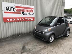 2016 Smart fortwo electric drive Passion -- CONVERTIBLE --