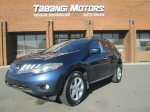 2009 Nissan Murano AWD | PANORAMIC ROOF | LEATHER | BACK UP CAME
