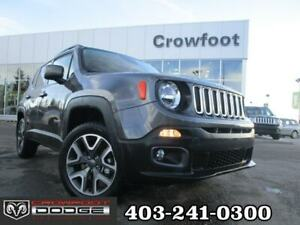 2017 Jeep Renegade NORTH AUTOMATIC 4X4